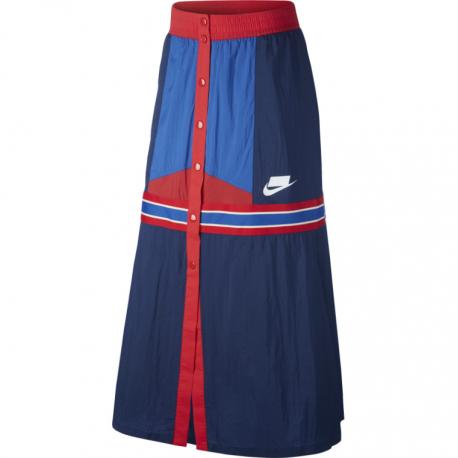 Nike Gonna Bottoni Blu Donna