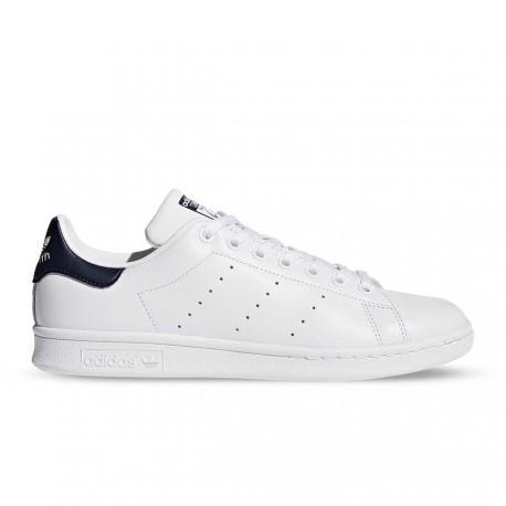 style ADIDAS originals sneakers stan smith lea bianco blu