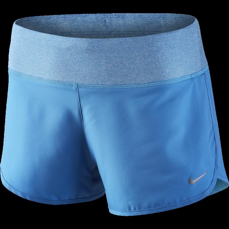 Nike Short Rival 3 Run Azzurro Donna 719582-435 - Acquista online su ... f8d62a7e5d1