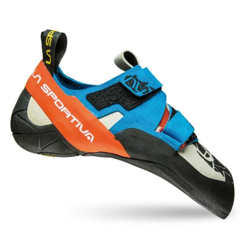 La Sportiva Scarpe Arrampicata Otaki Blu Arancio Uomo