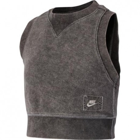 Nike Reggiseno Sportivo Rebel Nero Donna