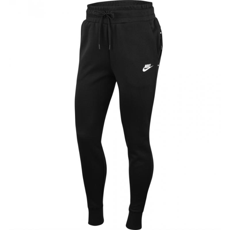 Nike Pantalone Palestra Tech Fleece Nero Donna