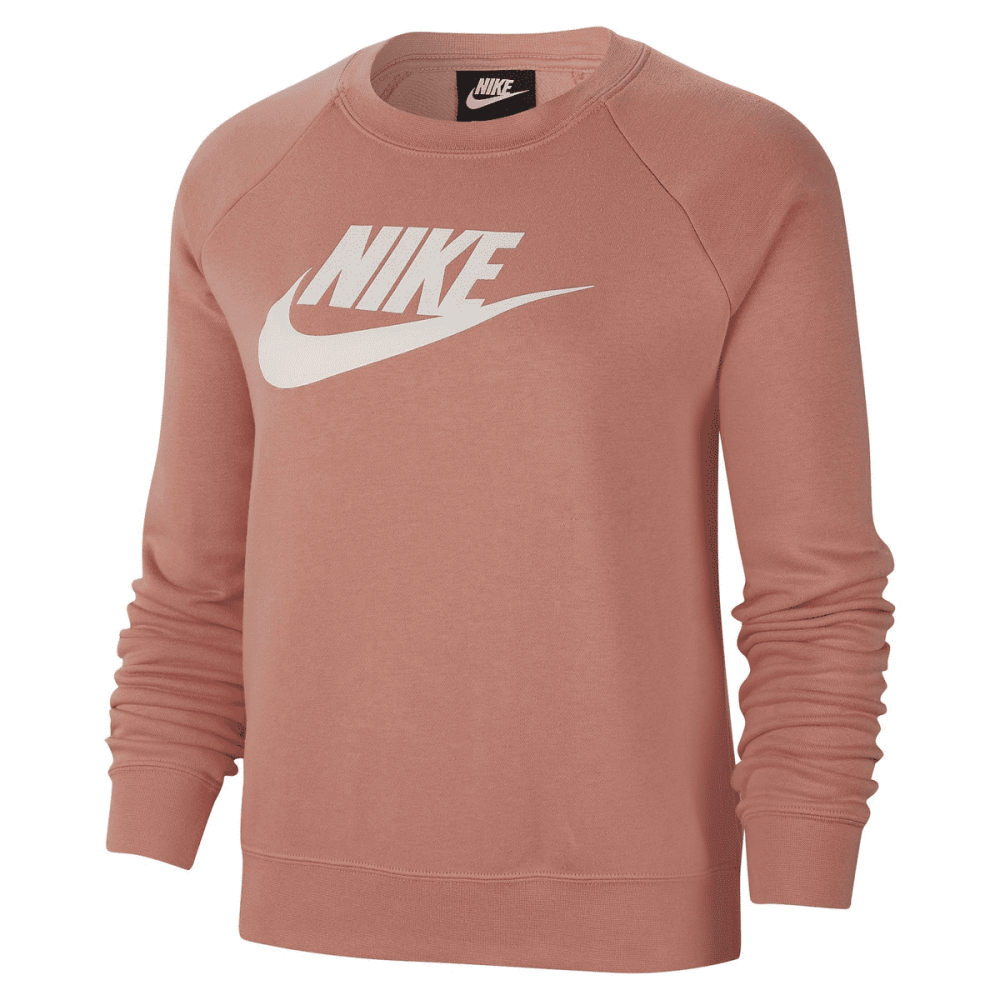 sciarpa marcatura cellula  Nike Felpa Palestra Girocollo Logo Rosa Donna - Acquista online su Sportland
