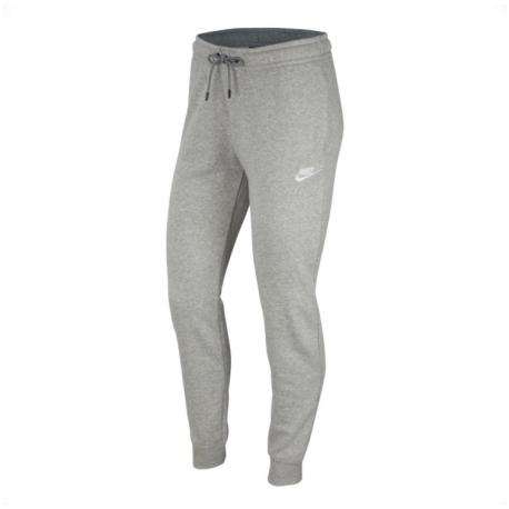 Nike Pantalone Palestra Regular Grigio Donna