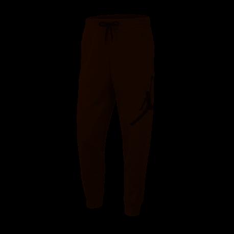Nike Pantalone Palestra Jordan Fleece Grigio Uomo
