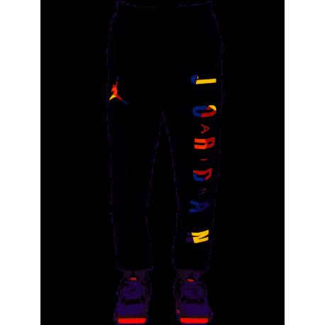 Nike Pantalone Palestra Logo Nero Uomo