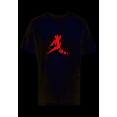 Nike Maglietta Palestra Logo Classic Jordan Bianco Uomo