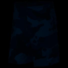 Nike Pantaloncino Palestra Camou Nero Uomo