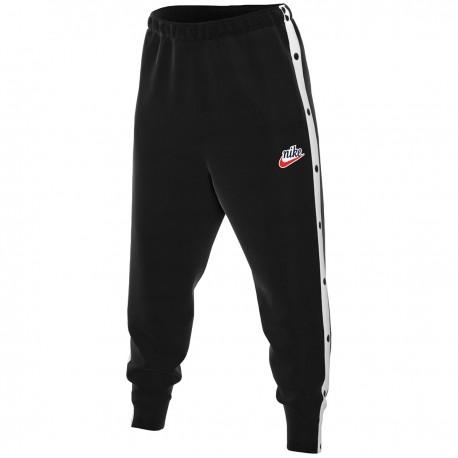 Nike Pantalone Palestra Tape Sportswear Nero Donna