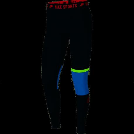 Nike Leggings Sportivi 3/4 Sport Pack Nero Uomo