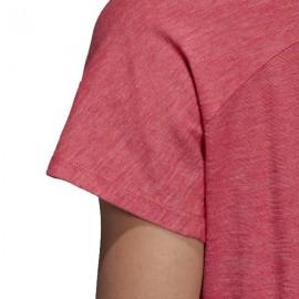 ADIDAS maglietta palestra fuxia donna