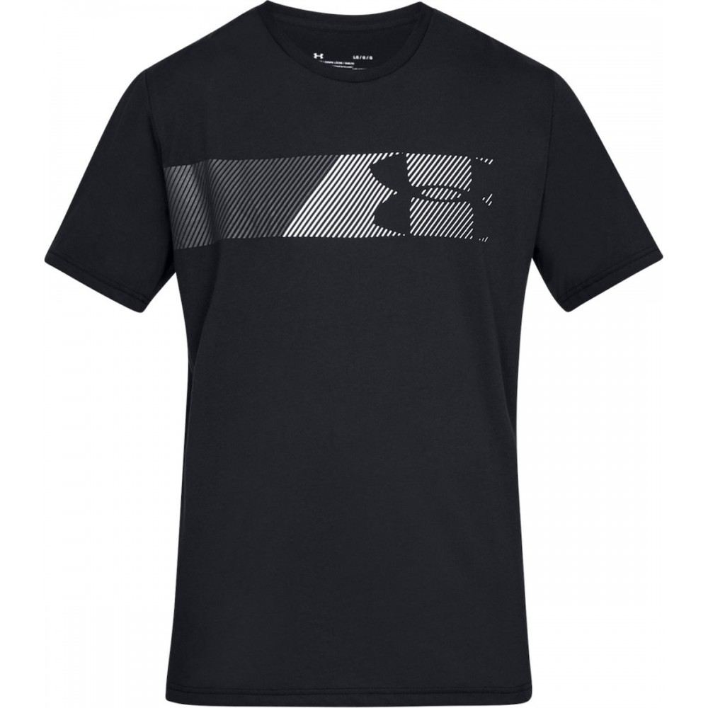 Under Armour Maglietta Palestra Left Chest 2.0 Nero Uomo