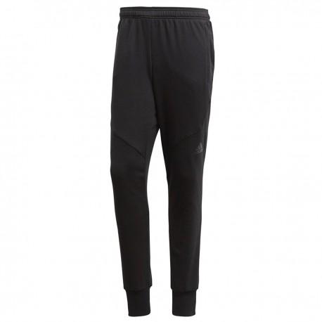 ADIDAS pantalone palestra train prime nero uomo