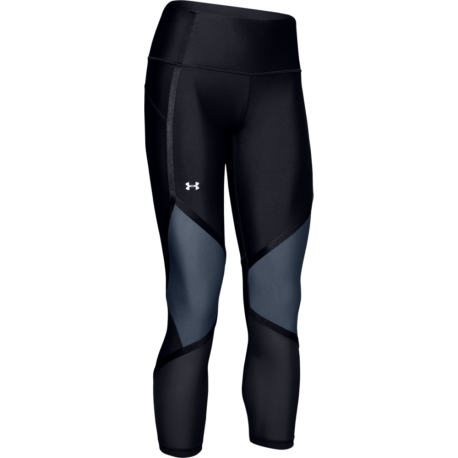 Under Armour Leggings Sportivi Shine Nero Donna