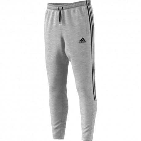 ADIDAS pantalone palestra tiro grigio uomo