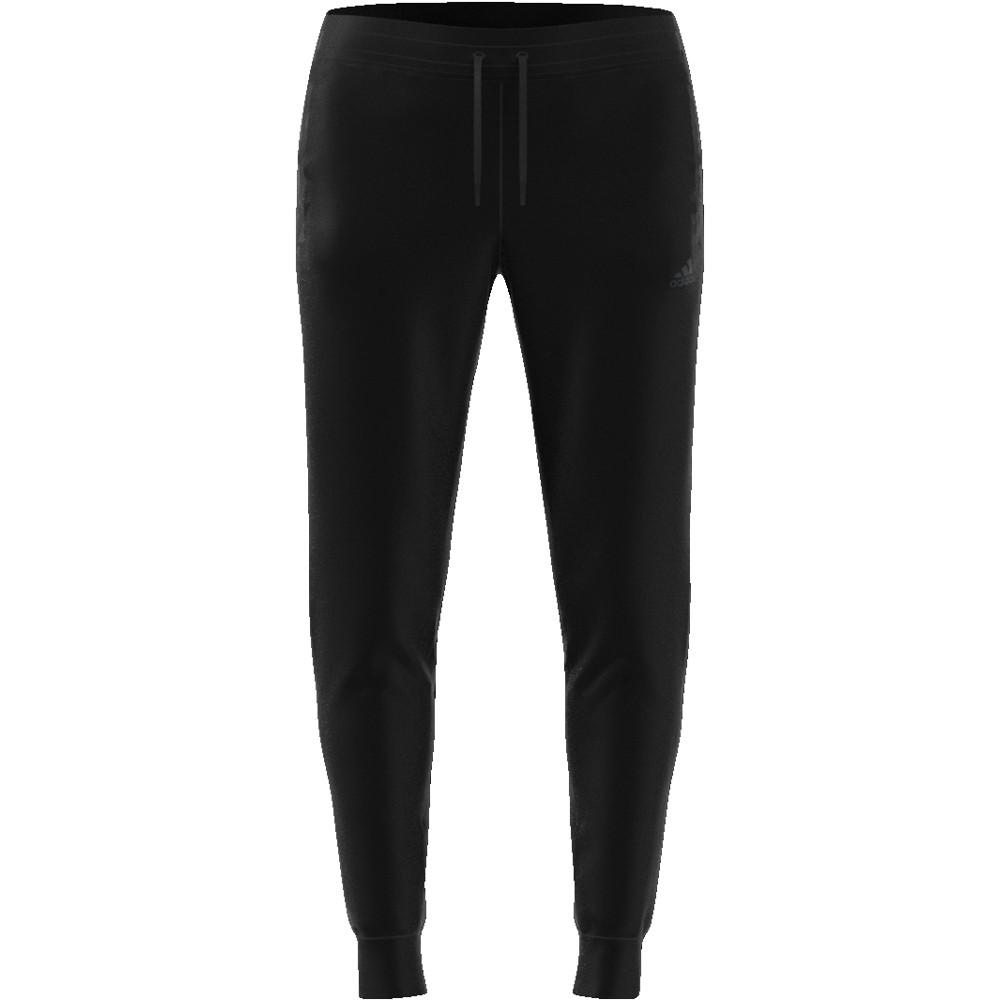 Adidas Pantalone Uomo Adidas Originals Fleece Slim Nero