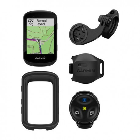 Garmin Gps Trekking Bundle Edge 530 Mountain Bike Nero