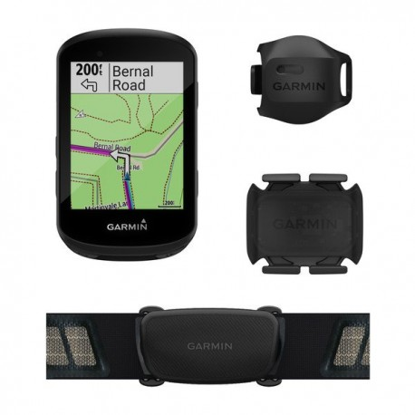 Garmin Gps Trekking Edge 530 Bundle Nero