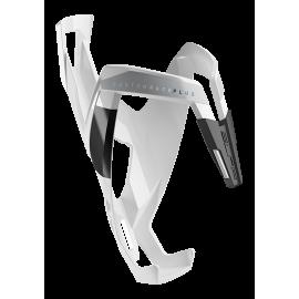 Elite Portaborraccia Custom Race Plus Bianco Glossy Nero