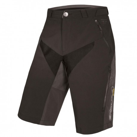 Endura Pantaloncini MTB Mt500 Spray Baggy II Nero Uomo
