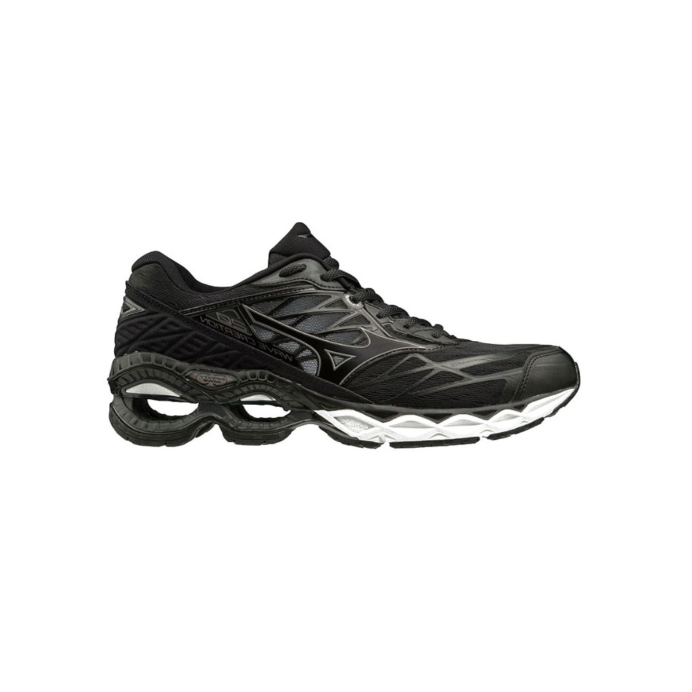 Mizuno Scarpe Running Wave Creation 20 Nero Uomo Acquista