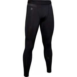 Under Armour Leggings Sportivi Rush Nero Uomo