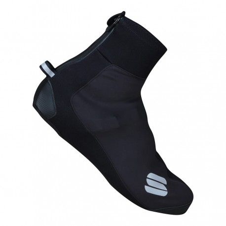 Sportful Copriscarpe Ciclismo Roubaix Thermal Nero Unisex