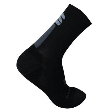 Sportful Calze Ciclismo Merino Wool 18 Nero Unisex