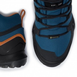 Adidas Pedule Trekking Terrex Swift R2 Mid Gtx Nero Blu Uomo