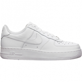 Nike Sneakers Air Force 1 Gs Bianco Bambino