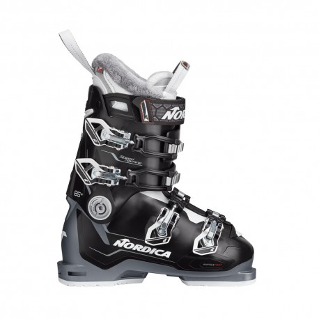 Nordica Scarponi Speedmachine 85 Nero Antracite Bianco Donna