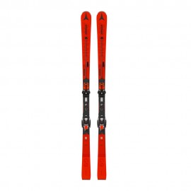Atomic Sci Redster G9 + X 12 Tl Rs Gw Rosso Uomo