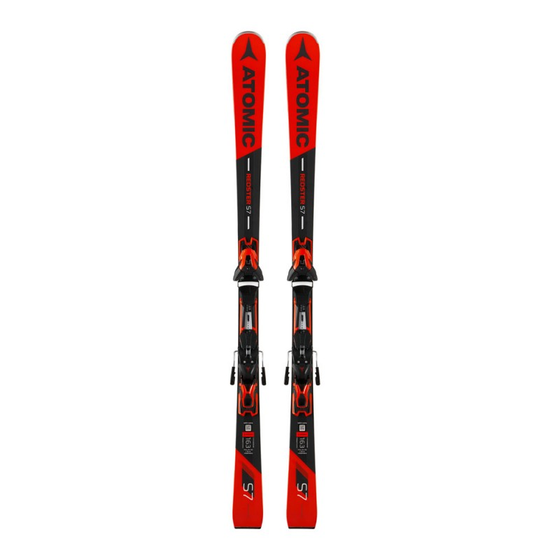 Atomic Sci Redster S7 + Ft 12 Gw Rosso Uomo