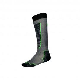 Mico Sport Calze Sci Winter 0230 Nero Verde Uomo