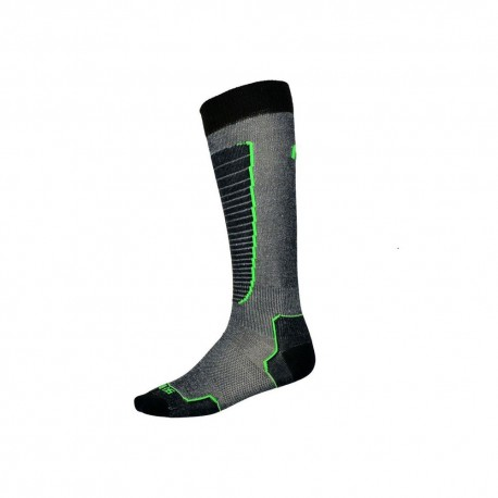 Mico Sport Calze 0230 Nero Verde