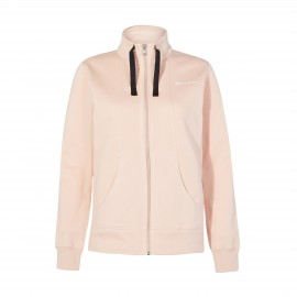 Champion Tuta Sportiva Full Zip Rosa Donna