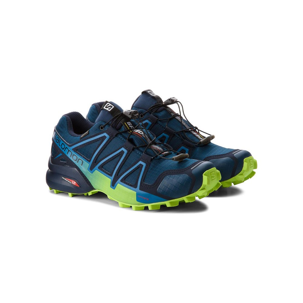 SALOMON Speedcross 4 blurosso