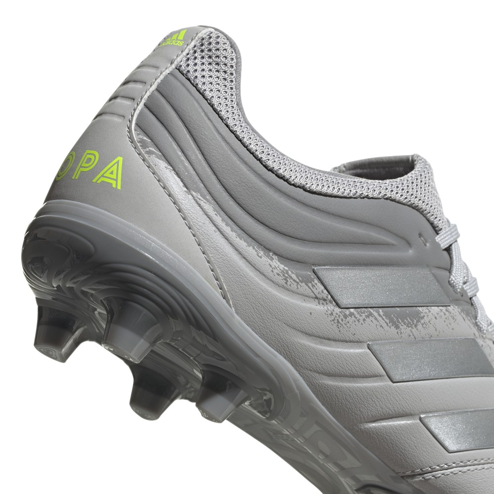ADIDAS scarpe da calcio copa 20.3 fg grigio giallo uomo