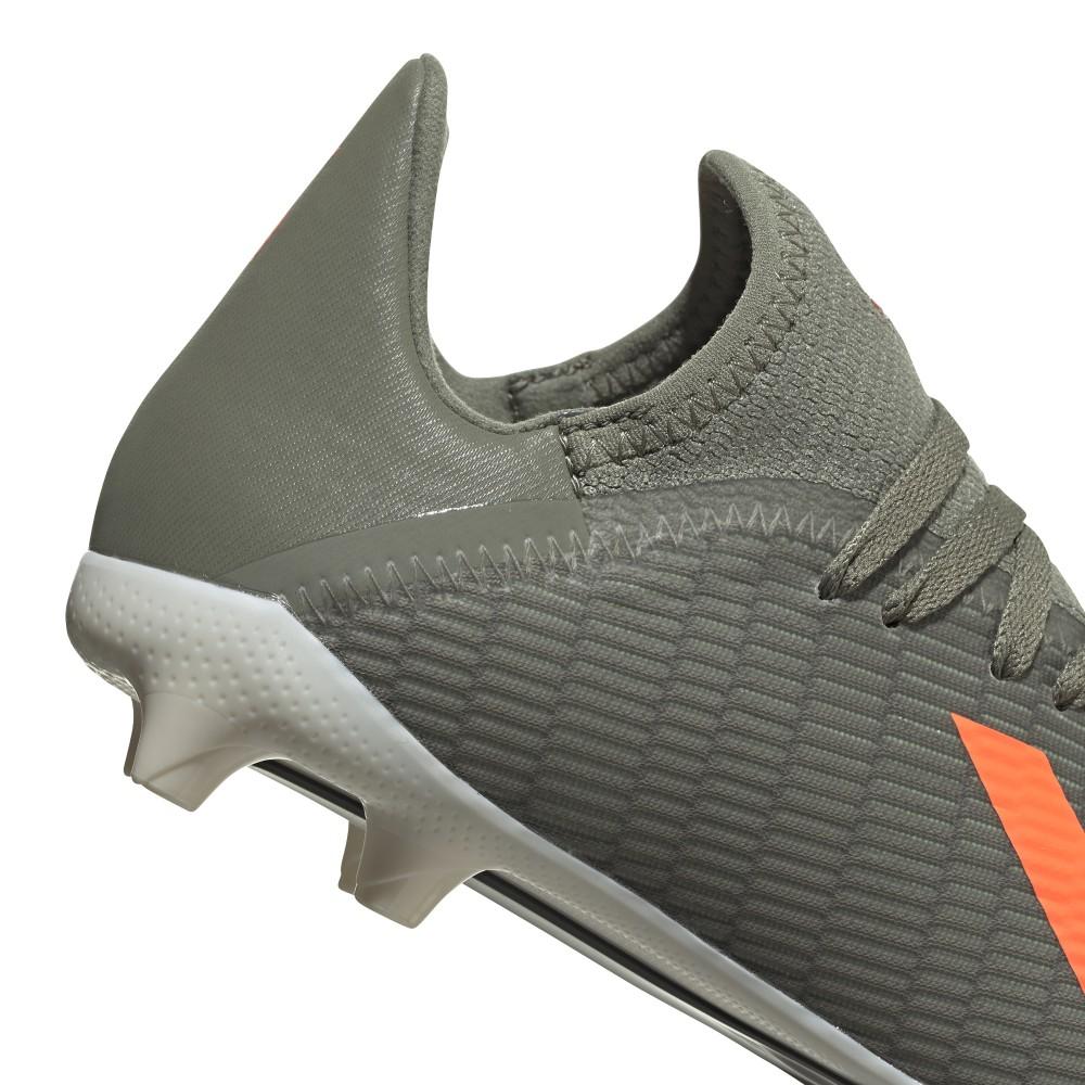 calcio ADIDAS scarpe da calcio x 19.3 fg verde arancio