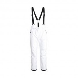 Dare2be Pantaloni Sci Effused Bianco Donna