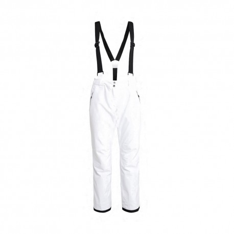 Dare2be Pantaloni Sci Effused Bianco Donna