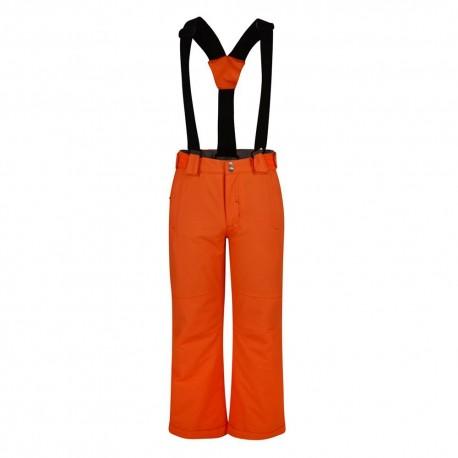 Dare2be Pantaloni Sci Boy Outmove Vibrant Orange Uomo