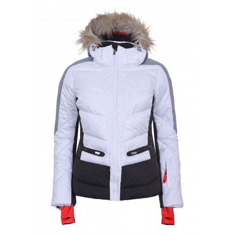 Icepeak Giacca Sci Electra Bianco Donna