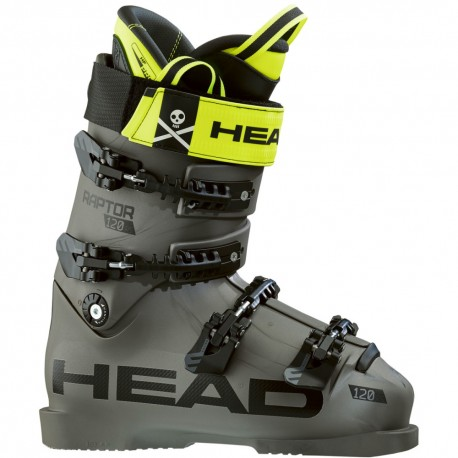 Head Scarponi Da Sci Raptor 120s Rs Antracite Uomo