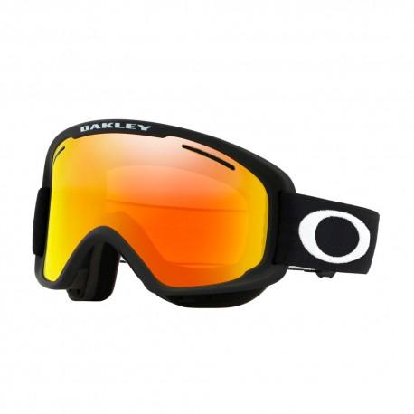 Oakley Maschera Sci O-Frame 2.0 Pro Xm Nero Rosso Uomo