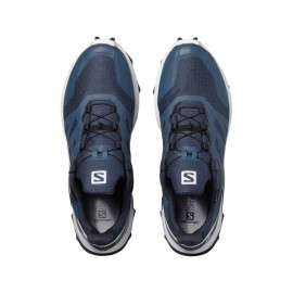 Scarpa Salomon Spupercross Gtx Blue Uomo