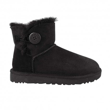 Ugg Stivaletti Bailey Button II Nero Donna