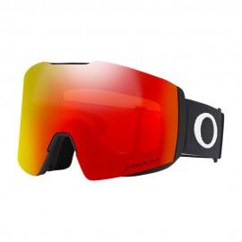 Oakley Maschera Sci Fall Line Xl Snow Goggle Nero Uomo