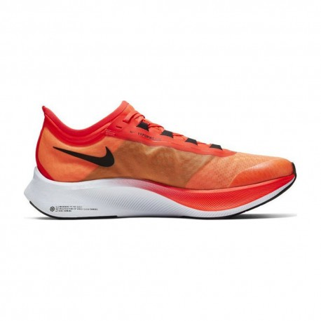 Nike Scarpe Running Zoom Fly 3 Nero Uomo