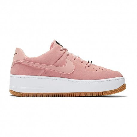 Nike Sneakers Af1 Sage Low Rosa Donna
